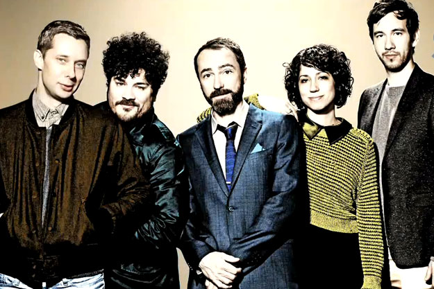 The Shins - Wonderful Christmastime - EU English